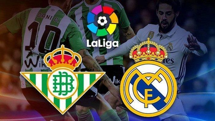 Prediksi Skor Bola Real Betis Vs Real Madrid 14 Januari 2019